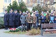Den válečných veteránů ve Strakonicích.