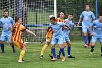 Fotbalová příprava: Strakonice - Protivín 0:3.