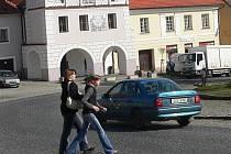 Volyňské náměstí.