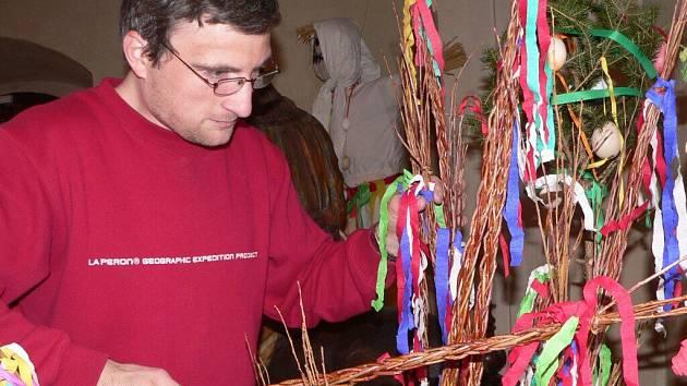 Velikonoční výstava na strakonickém hradě
