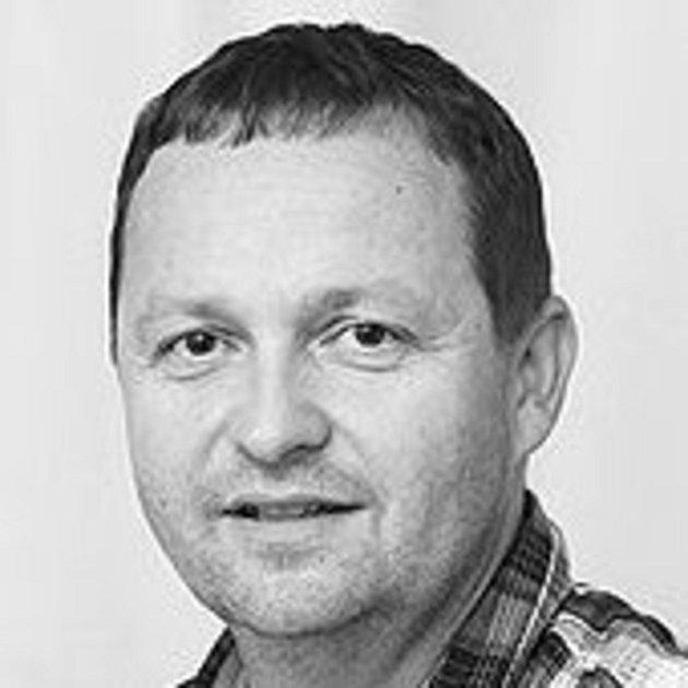 Ing. Radek Čejka, 43let, Vodňany 2022
