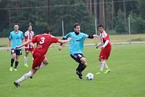 Fotbalová příprava: Katovice - Blatná 5:0.