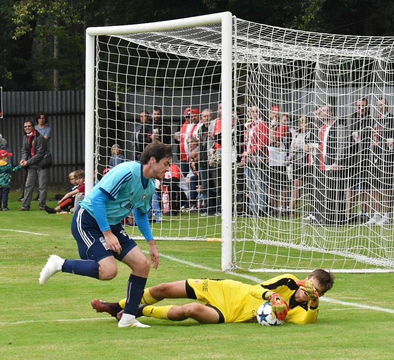 Před rokem Katovičtí remizovali se Slavií Praha U19 divokým výsledkem 7:7.