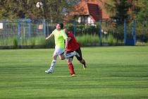 Fotbalová I.B třída: Volyně - Stachy 4:1.