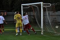 Katovice potřetí v řadě vyhrály, Týn nad Vltavou doma porazily 2:1.