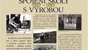 Gymnázium Strakonice 1957 až 1983