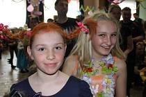 Dětský maškarní bál připravila obec Novosedly na sobotu 18. března v místním kulturním domě.