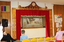 Divadlo potřebuje restaurovat.