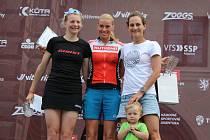 Jana Pichlíková vybojovala v XTERRA Originál v kategorii do 39 let skvělé druhé místo a nominaci na Havaj.