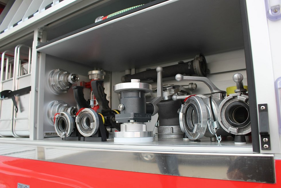 Vodňanští dobrovolní hasiči mají nový hasicí vůz