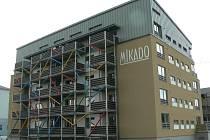 V objektu je 30 bytů do 60 a do 80 metrů čtverečních.