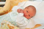 Sam Houdek z Horažďovic. Sam se narodil 25.12.2018 v 5 hodin a 51 minut a jeho porodní váha byla 3220 g. Malý Sam je prvorozený.