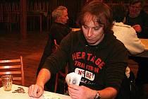 Vítěz turnaje Jaroslav Němec.
