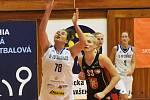 BK Strakonice - Slavia Hradec Králové 44:92.