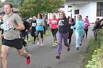 Sportovní akce běh při Otavě byla XX. v pořadí.