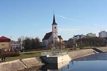 Kostel sv. Markéta Strakonice.