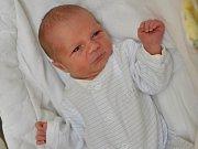 David Vitouš, Strakonice, 27.6. 2017 ve 23.25 hodin, 3240g. Malý David je prvorozený.