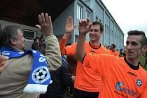Katovice vyhrály v Oseku 1:0.