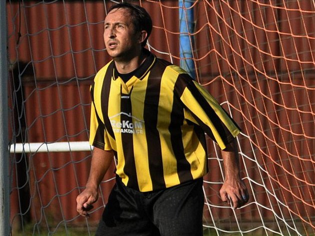 Osek B rozstřílel Malenice 8:1. Stanislav Uher dal tři góly.