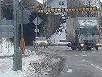 Viadukt ve Vimperku uzavře cestu do města.