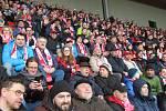 Strakoničtí Slávisté vyrazili na derby.