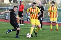Fotbalová B třída: Junior Strakonice B - Cehnice 1:1.