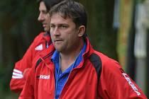 Trenér Katovic Roman Malý.