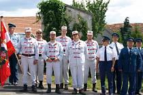 Představuje se jeden z nejmenších sborů dobrovolných hasičů na Strakonicku, který má 24 členů. Příští rok oslaví již 115. rok své existence.