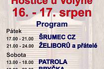 Country fest Hoštice