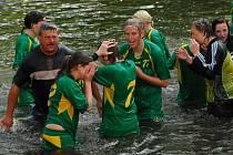 Blatenské ženy porazily Kaplici 2:0 a vyhrály III. ligu.
