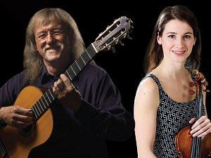 Petra Vilánková a Lubomír Brabec