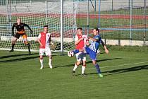 Fotbalová I.A třída: Vodňany - Savia ČB 1:1.