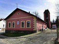 Volyně - Hasičská zbrojnice je součástí městské památkové zóny