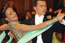Mezinárodní pohárová soutěž tanečních párů ve standardních i latinskoamerických tancích a taneční soutěž dětských párů Velká cena města Strakonic, se konala v sobotu ve strakonickém  Kulturním domě.