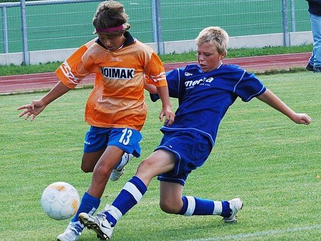 Strakoničtí starší žáci si poradili s FK Tábor B 4:0...