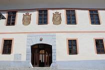 Panský dům v Bavorově.