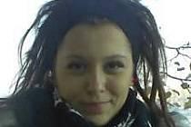 Pohřešovaná Alisa Diachenko.