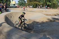 V  sportovně-rekreačním areálu v Blatné si užijí plno zábavy malí i velcí jezdci.