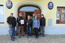 Podzimní pochod kolem Bavorova se vydařil.