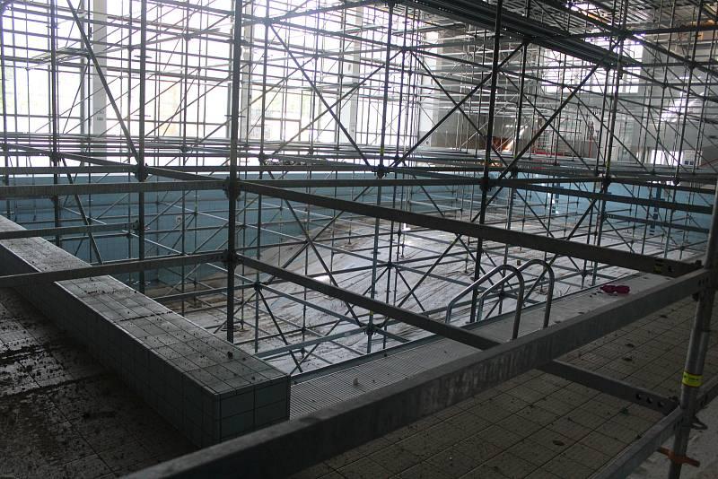 Bazén na Křemelce.