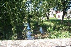 Svinětice 15 let od ničivých povodní 2002.
