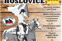 Finále mistrovství ČR v rodeu.