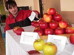 V Chelčicích volili jablko roku.