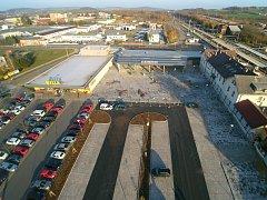 Tento týden bude na jihu Čech mimo jiné slavnostně otevřen nový dopravní terminál ve Strakonicích.