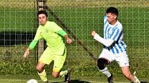 Fotbalový KP: Osek - Rudolfov 2:1.