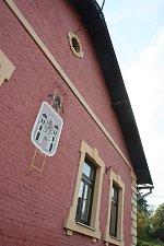 Hasičská zbrojnice ve Volyni