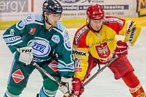 Radomyšl se ve čtvrtfinále play off utká s Milevskem.