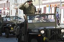 Convoy of Liberty ve Strakonicích