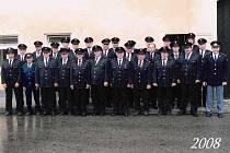 Sbor dobrovolných hasičů z Volenic.