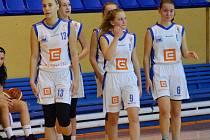 Strakonické basketbalistky budou bojovat na MČR v kategorii U14.